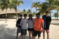 EECC Travels at Isla Pasion