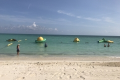 Water Toys at Isla Pasion